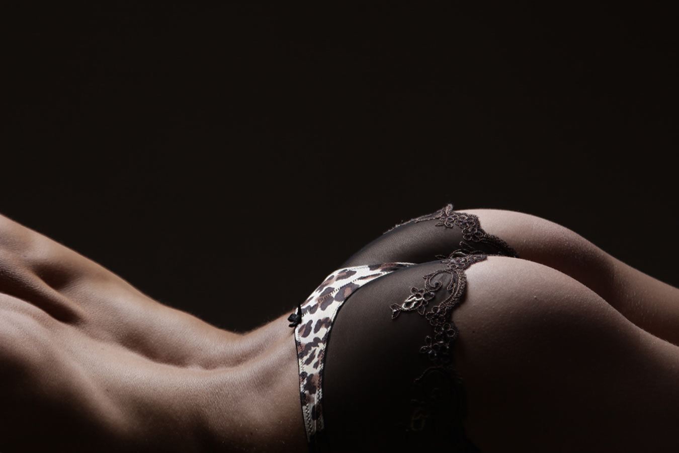 Erotische Aufnahme